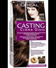 Poolpüsivärv Casting Crème Gloss 500 Light Brown