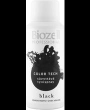 Tooniv värvisprei Black 100 ml