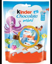 Kinder mini šokolaadid kotis 120 g