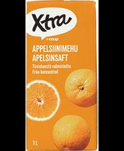 X-tra apelsininektar, 1 l