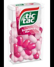 Tic-Tac maasikamaitselised pastillid 18 g