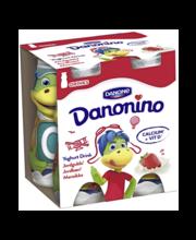 Danonino jogurtijook 4 x 100 g, maasika
