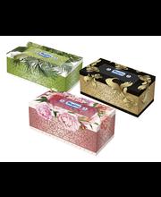 Salvrätikud kosmeetilised 96tk box/4kihiline