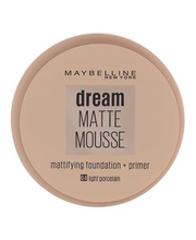 Jumestuskreem Dream Matte Mousse 04 Light Porcelain