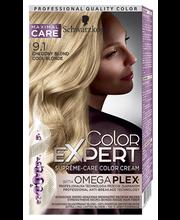 Juuksevärv color expert 9-1 jahe blond
