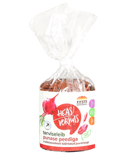 Terviseleib punase peediga 260 g