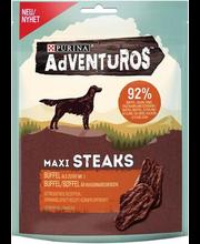 Adventuros Maxi Steaks koerte maiuspalad, 70 g