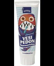 Hambapasta Vesipedon 75 ml,lastele kuni 6a.