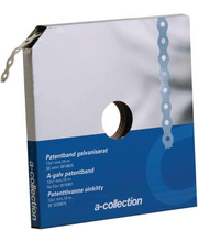 A-Collection montaažilint, 1 x 12 mm, 10 m, tsingitud