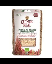 Quinureal riisivahvel kinoaga, gluteenivaba, 130 g