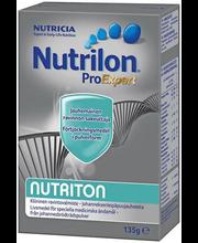 Nutrilon Nutrition piimasegu 135 g, alates sünnist