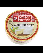 Camembert juust, puukarbis, 250 g