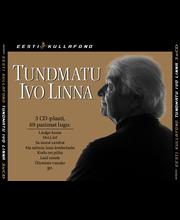 CD Tundmatu Ivo Linna. Eesti kullafond