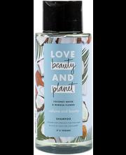 Shampoon love beauty&planet volume&bounty 400ml