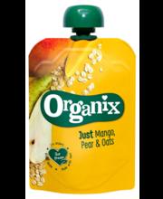 Organix mango-pirni-müsli püree 100 g, alates 6-elukuust