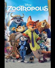 DVD Zootropolis / Zootopia