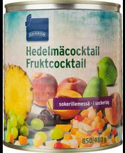 Puuviljakokteil suhkruleemes 825/470 g