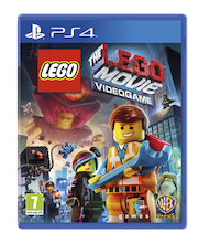 PS4 mäng Lego The Movie