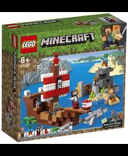 21152 Minecraft Piraadilaeva seiklus
