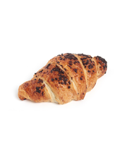 Pähkli-šokolaadi croissant