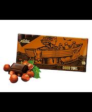 Kalev Suur Tõll tume šokolaad tervete metsapähklitega 300 g