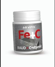 Raud + C-Vitamiin N90