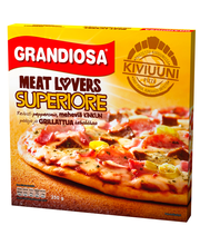 Meat Lovers Superiore kiviahjupitsa, 350 g