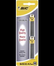 Pliiatsiterad Bic 0,7mm