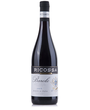 Ricossa Barolo DOCG vein, 750 ml