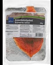 Graavi lõhefilee, viilutatud 100 g