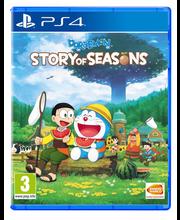 PS4 mäng Doraemon: Story of Seasons