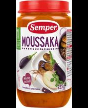 Semper moussaka 235 g, alates 1-eluaastast