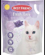 Best Friend Fresh & Easy kassiliiv lavendliga, 5 l