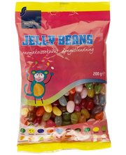 Rainbow Jelly Beans närimiskommid 200 g