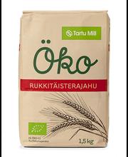 Tartu Mill Öko rukkitäisterajahu 1,5 kg
