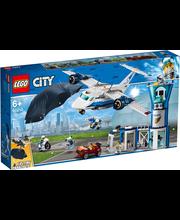 60210 City Sky Police Air Base