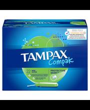 Tampax Compak Super tampoonid 22 tk