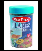Best Friend Flakes kalasööt, 25g, 125ml