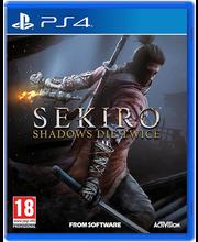 PS4 mäng Sekiro: Shadows Die Twice