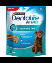 Purina Dentalife DuraPlus Large närimispulgad, 243 g
