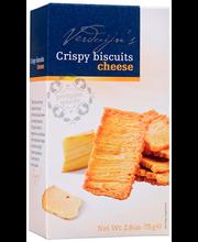 Verduijn´s krõbedad juustuküpsised 75 g