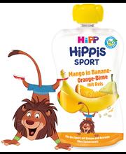 Hipp Sport Hippis banaani-apelsini-pirnipüree mango ja riisig...