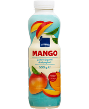 Mango joogijogurt, 500 g