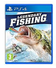 PS4 mäng Legendary Fishing