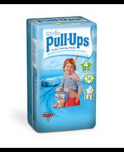 Huggies võõrutusmähkmed Pull-Ups, poisile, 8-15 kg, 16 tk