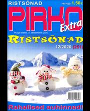 Ristsõnad Pirko/Extra
