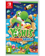 NSW mäng Yoshi's Crafted World