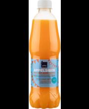 Rainbow apelsinimaitseline kontsentraat 1+7, suhkruvaba, 500 ml