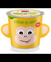 AB-jogurt banaani 150 g, laktoosivaba