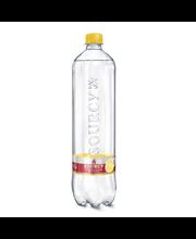 Sourchy sidrunimaitseline karboniseeritud vesi 1l